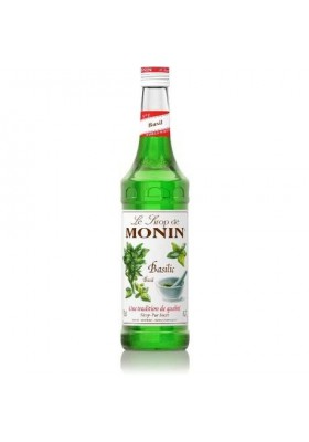 Sirop MONIN de Basilic