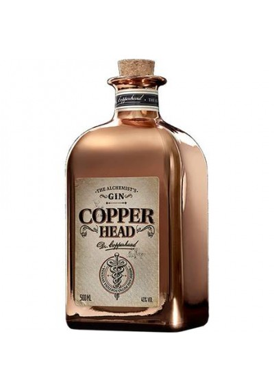 Gin COPPERHEAD The Alchemist's
